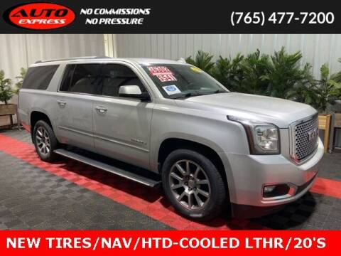 2016 GMC Yukon XL for sale at Auto Express in Lafayette IN