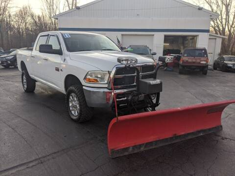 2011 RAM Ram Pickup 2500 for sale at GREAT DEALS ON WHEELS in Michigan City IN