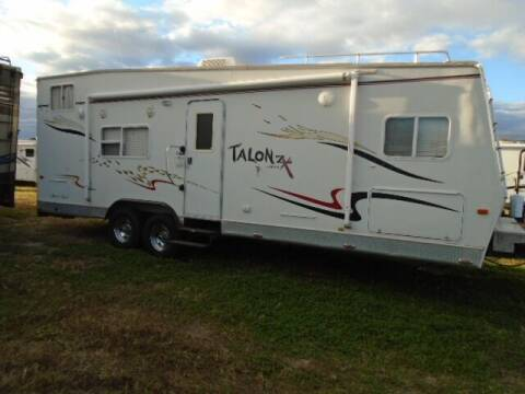 2005 Jayco Talon 28 A ( Toy Hauler) for sale at Lee RV Center in Monticello KY