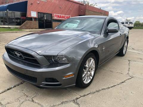 2013 Ford Mustang for sale at Cars To Go in Lafayette IN