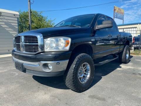 2007 Dodge Ram Pickup 1500 for sale at Silver Auto Partners in San Antonio TX