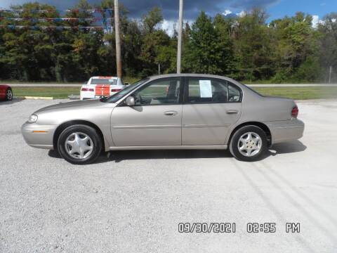 1998 Oldsmobile Cutlass for sale at Town and Country Motors in Warsaw MO