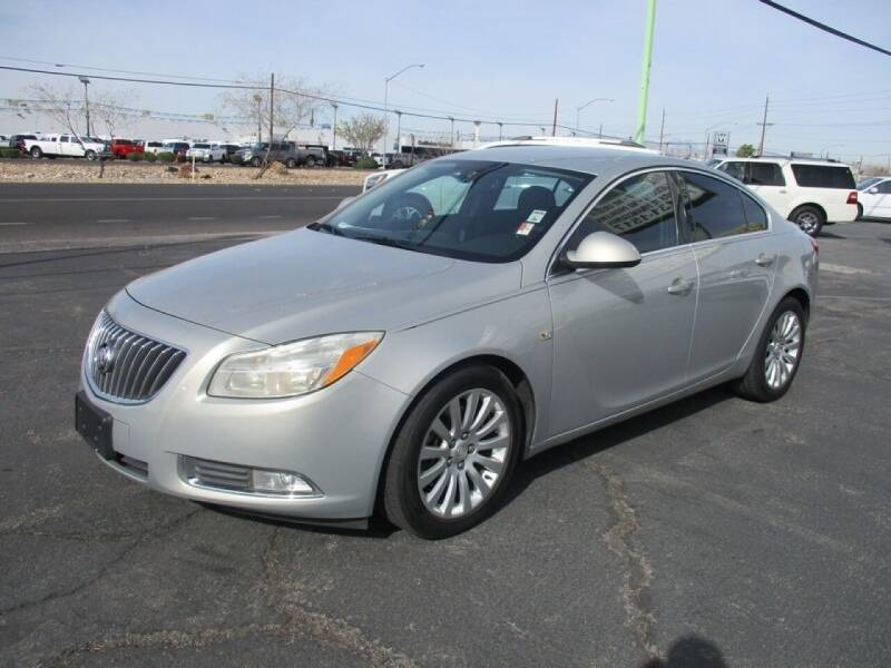2011 Buick Regal for sale at ALOHA USED CARS in Las Vegas NV