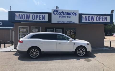 2011 Lincoln MKT for sale at Claremore Motor Company in Claremore OK