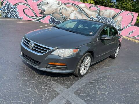 2012 Volkswagen CC for sale at Supreme Auto Gallery LLC in Kansas City MO