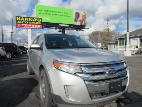 2011 Ford Edge for sale at Hanna's Auto Sales in Indianapolis IN