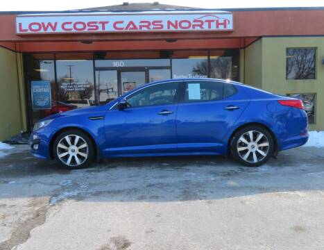 2013 Kia Optima for sale at Low Cost Cars North in Whitehall OH