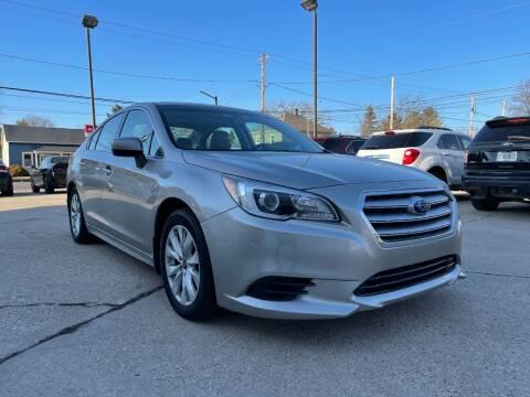 2016 Subaru Legacy for sale at Auto Gallery LLC in Burlington WI