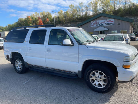 2004 Chevrolet Suburban for sale at Gilly's Auto Sales in Rochester MN