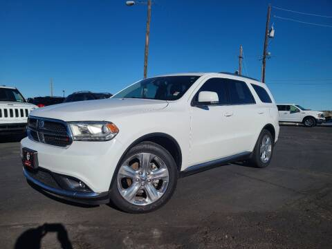 2014 Dodge Durango for sale at Car Time in Denver CO