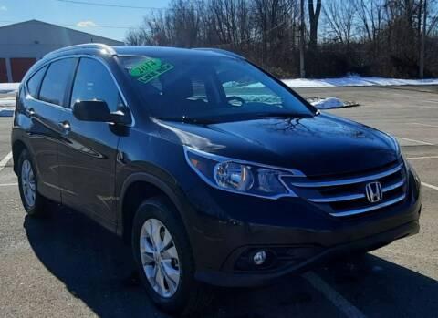 2014 Honda CR-V for sale at J & J Used Auto in Jackson MI