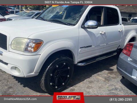 2006 Toyota Tundra for sale at Drive Now Motors USA in Tampa FL