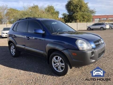 2008 Hyundai Tucson for sale at Auto House Phoenix in Peoria AZ
