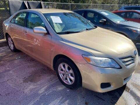 2011 Toyota Camry for sale at Allen Turner Hyundai in Pensacola FL
