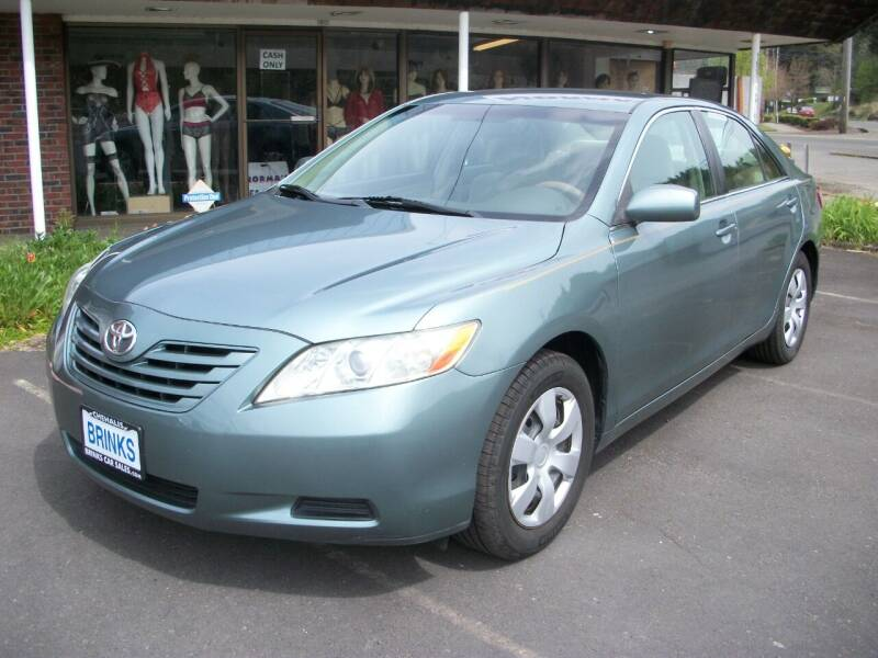 2007 Toyota Camry for sale at Brinks Car Sales in Chehalis WA