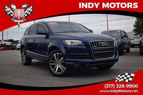 2015 Audi Q7 for sale at Indy Motors Inc in Indianapolis IN