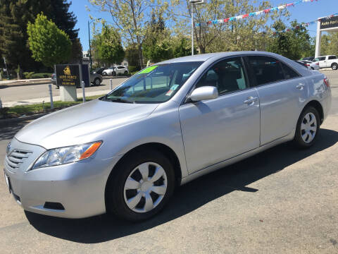 2008 Toyota Camry for sale at Autos Wholesale in Hayward CA