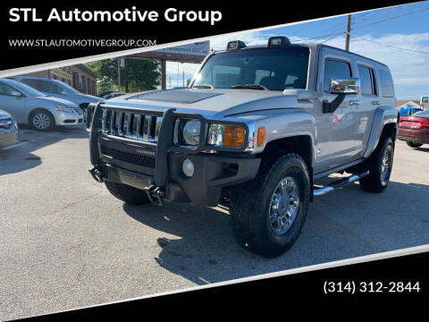 2006 HUMMER H3 for sale at STL Automotive Group in O'Fallon MO