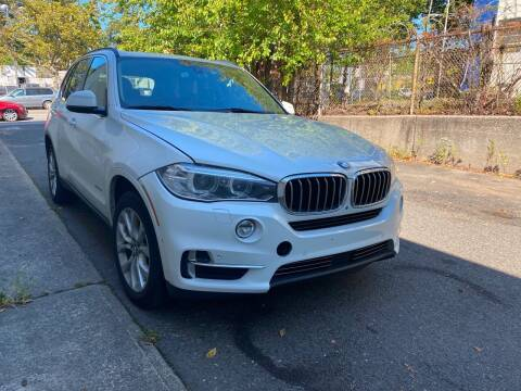 2016 BMW X5 for sale at Mecca Auto Sales in Newark NJ