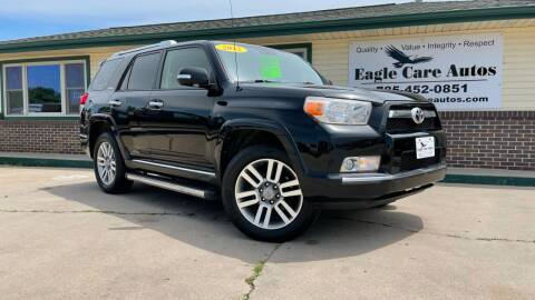 2012 Toyota 4Runner for sale at Eagle Care Autos in Mcpherson KS