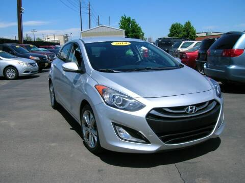 2014 Hyundai Elantra GT for sale at Avalanche Auto Sales in Denver CO