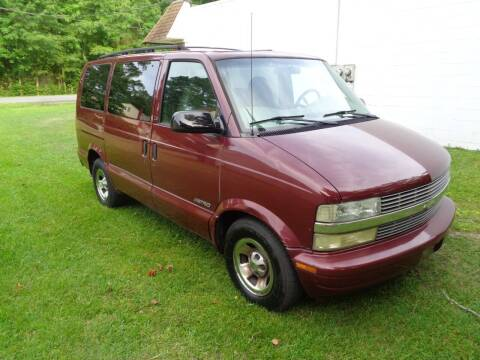 2002 Chevrolet Astro for sale at Liberty Motors in Chesapeake VA