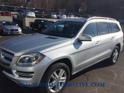 2013 Mercedes-Benz GL-Class for sale at J & M Automotive in Naugatuck CT