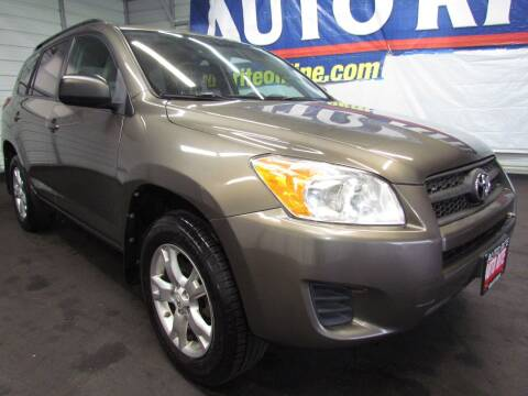 2011 Toyota RAV4 for sale at Auto Rite in Bedford Heights OH