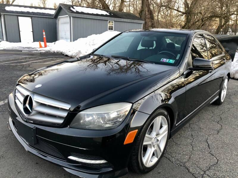 2011 Mercedes-Benz C-Class for sale at Perfect Choice Auto in Trenton NJ