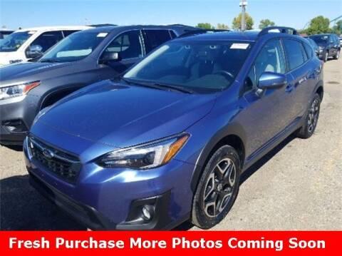 2018 Subaru Crosstrek for sale at Nyhus Family Sales in Perham MN