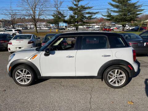 2011 MINI Cooper Countryman for sale at Matrone and Son Auto in Tallman NY
