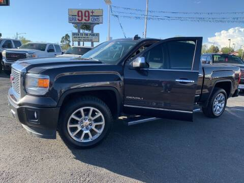 2015 GMC Sierra 1500 for sale at Five Stars Auto Sales in Denver CO