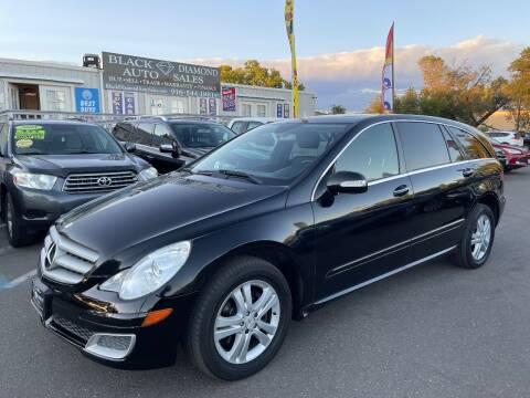 2006 Mercedes-Benz R-Class for sale at Black Diamond Auto Sales Inc. in Rancho Cordova CA