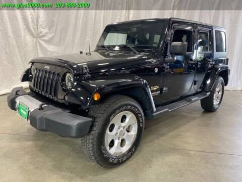 2015 Jeep Wrangler Unlimited for sale at Green Light Auto Sales LLC in Bethany CT