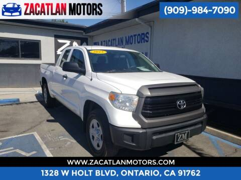 2015 Toyota Tundra for sale at Ontario Auto Square in Ontario CA