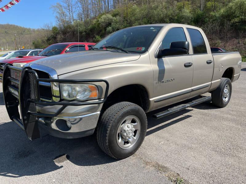 2004 Dodge Ram Pickup 2500 for sale at Turner's Inc in Weston WV