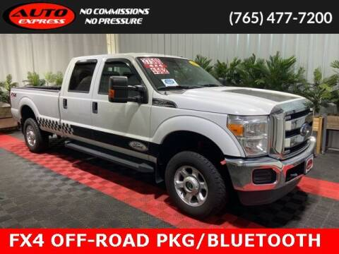 2015 Ford F-350 Super Duty for sale at Auto Express in Lafayette IN
