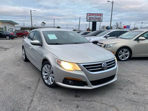 2010 Volkswagen CC for sale at Jamrock Auto Sales of Panama City in Panama City FL