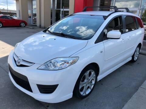 2009 Mazda MAZDA5 for sale at Thumbs Up Motors in Warner Robins GA