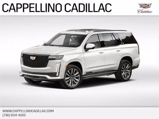 2021 Cadillac Escalade for sale at Cappellino Cadillac in Williamsville NY