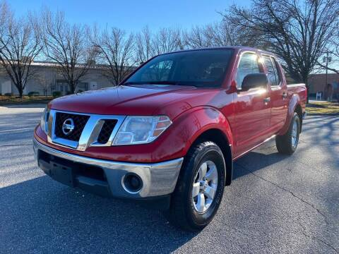 2011 Nissan Frontier for sale at Triple A's Motors in Greensboro NC