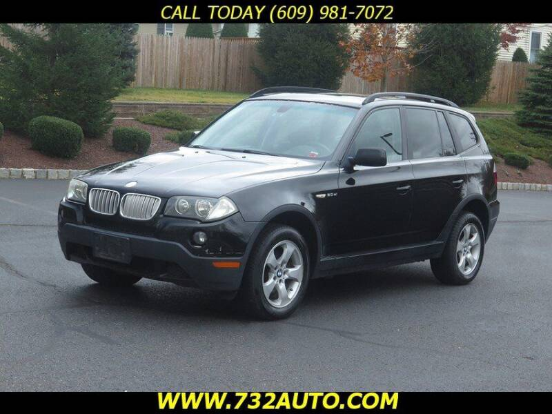2007 BMW X3 for sale at Absolute Auto Solutions in Hamilton NJ
