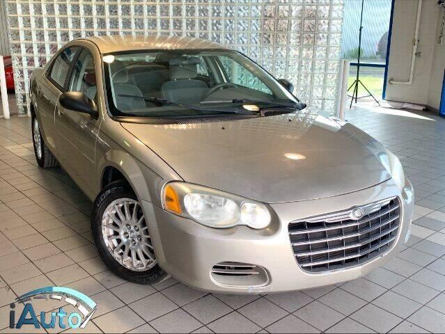 2004 Chrysler Sebring for sale at iAuto in Cincinnati OH