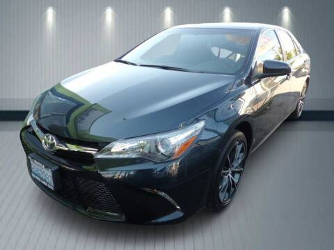 2017 Toyota Camry for sale at Klean Carz in Seattle WA