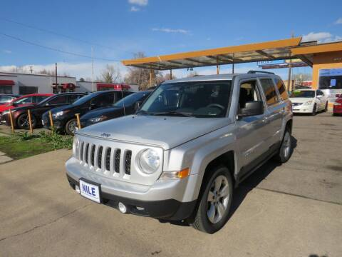2011 Jeep Patriot for sale at Nile Auto Sales in Denver CO