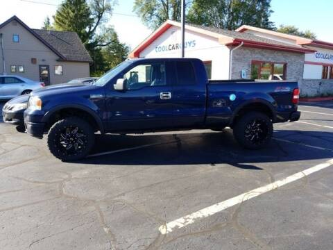 2006 Ford F-150 for sale at Cool Car Guys in Janesville WI