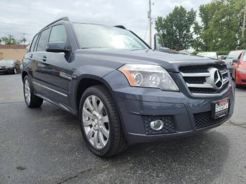 2011 Mercedes-Benz GLK for sale at Dixie Automart LLC in Hamilton OH