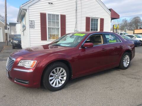 2014 Chrysler 300 for sale at Crown Auto Sales in Abington MA
