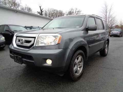 2011 Honda Pilot for sale at Purcellville Motors in Purcellville VA