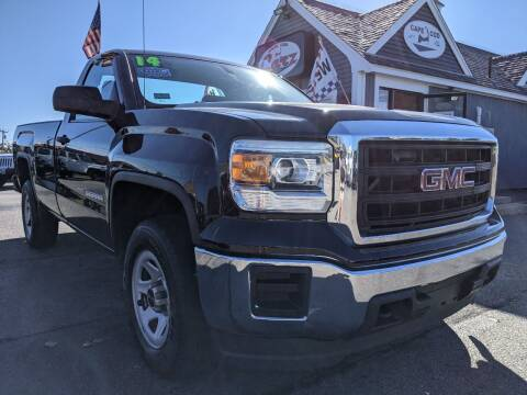 2014 GMC Sierra 1500 for sale at Cape Cod Carz in Hyannis MA